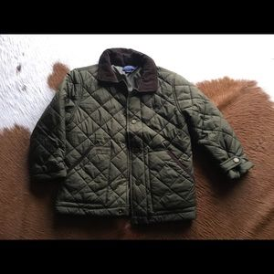 Polo Ralph Lauren Quilted Jacket, Size 5